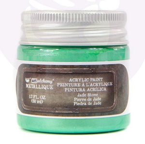 Art Alchemy Métallique Paint- Jade Stone