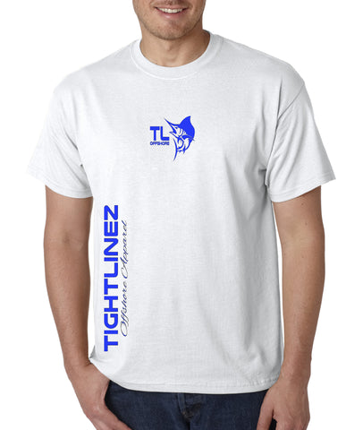 TIGHTLINEZ OFFSHORE APPAREL MEN'S T-SHIRT