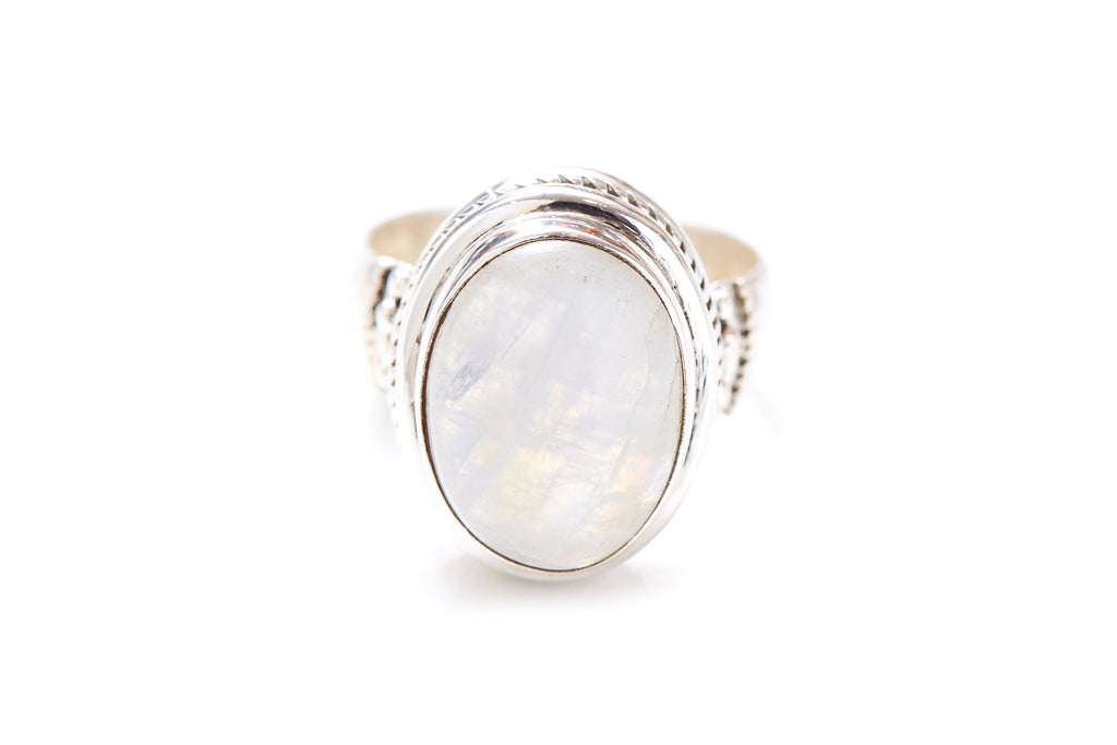 Eclipse Ring - Oval
