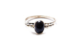 Effie Ring - Onyx