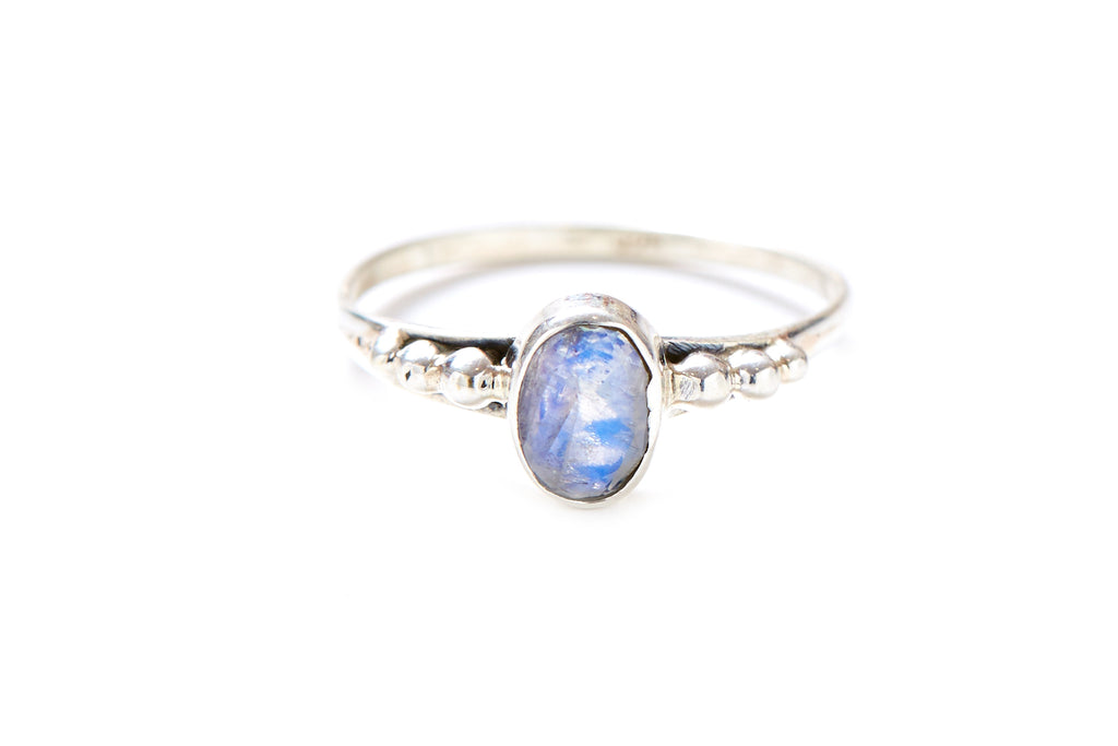 Effie Ring - Moonstone