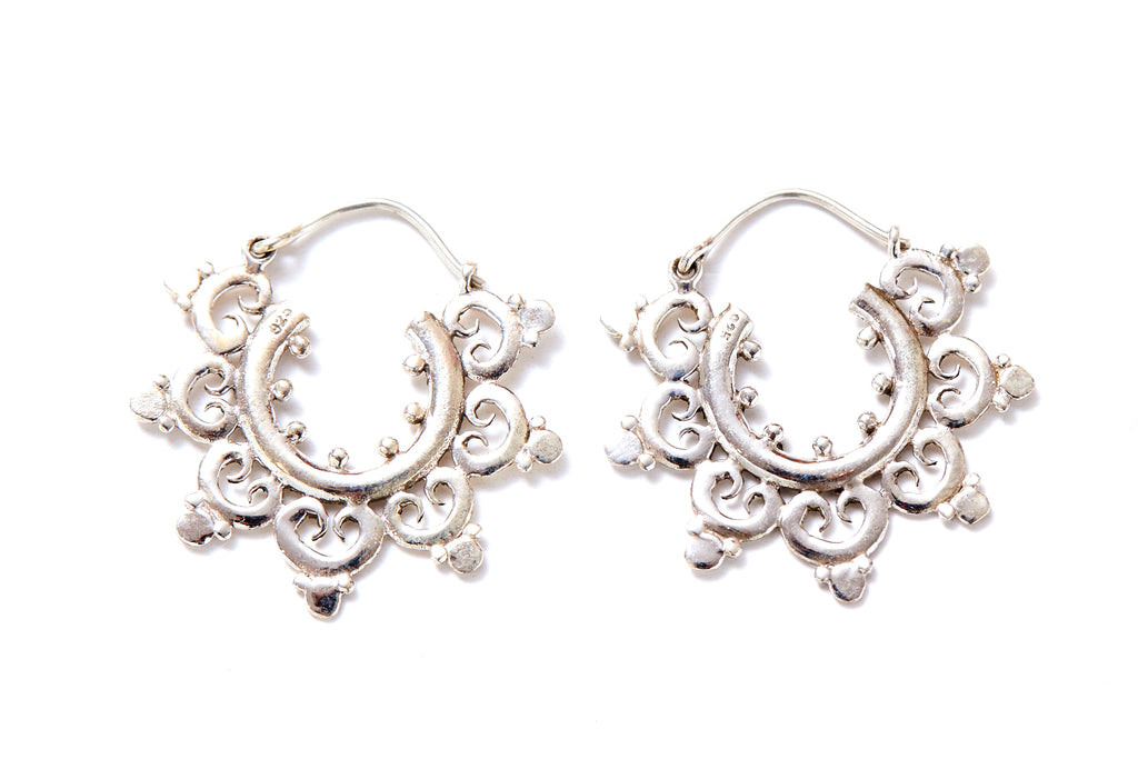 Night Jasmine Earrings