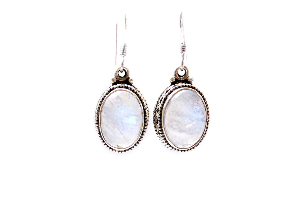 Deep Cloud Earrings