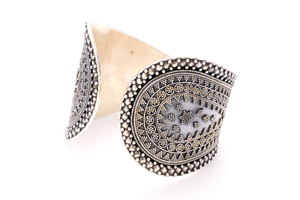 Indian Armour Cuff