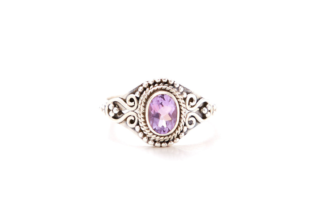 Magic Ring - Amethyst