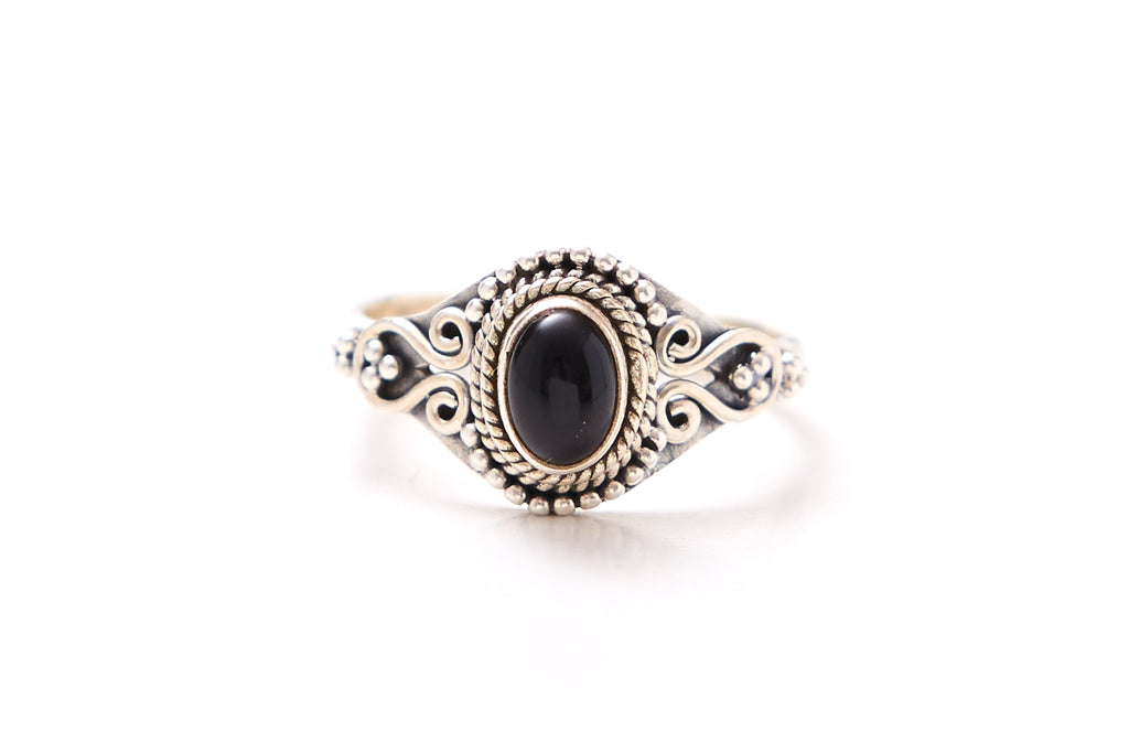 Magic Ring - Onyx