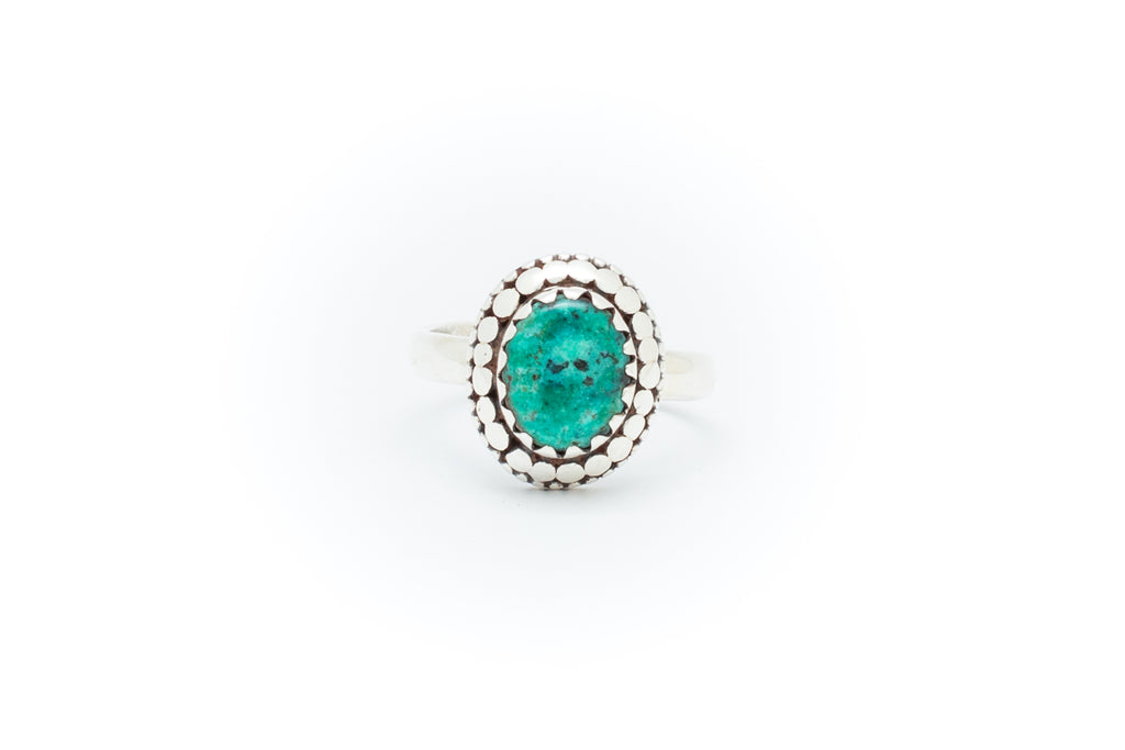Pema Ring - Blue