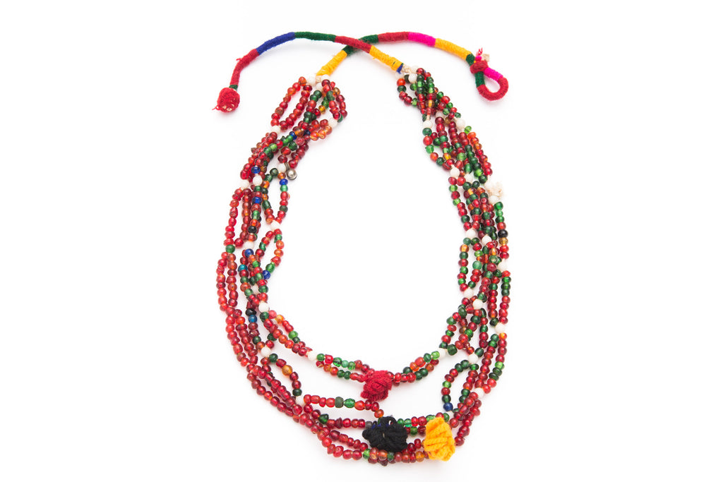 Banjara Bead Necklace