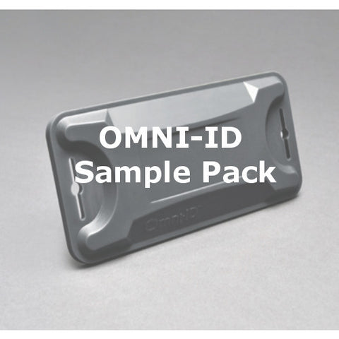 Omni-ID Passive Sample Pack
