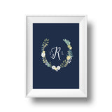 Courageous Collection: Monogram (Custom Print)