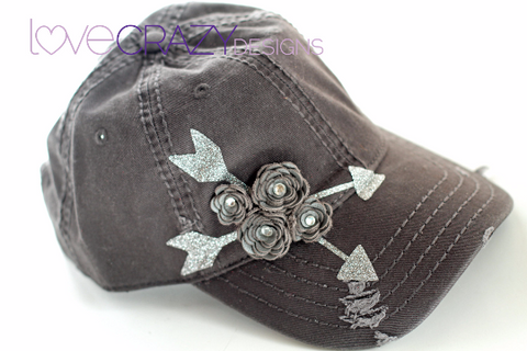 Baseball Cap - LoveCrazy Designs