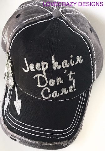 Baseball Cap, My Jeepsy Soul - LoveCrazy Designs