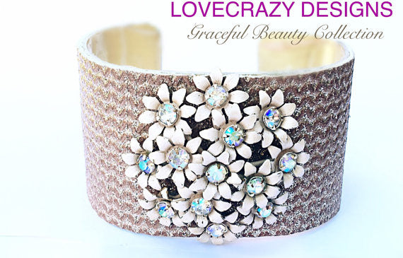 Courtney Cuff - LoveCrazy Designs