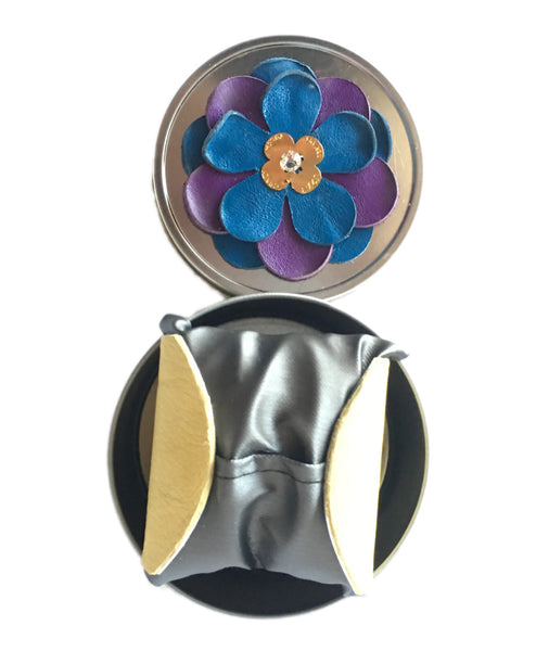 Gidget Flower Cuff - LoveCrazy Designs