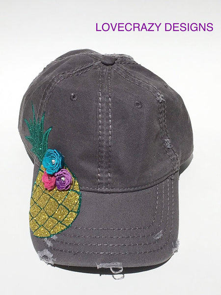 Baseball Hat - LoveCrazy Designs