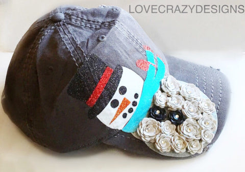 Women's Baseball cap - LoveCrazy Designs