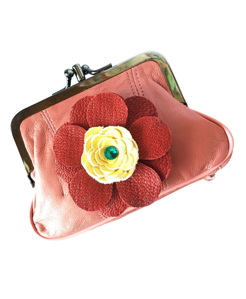 Coin purse - LoveCrazy Designs