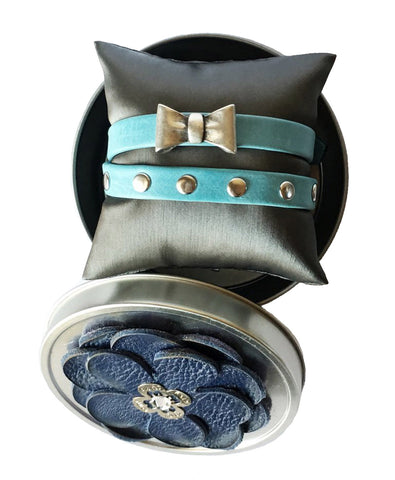 Impson Bow Wrap w/Rivets and Bow - LoveCrazy Designs