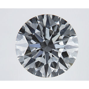 GIA ROUND 3.61ct FACETED cut J color VS1 # 325819