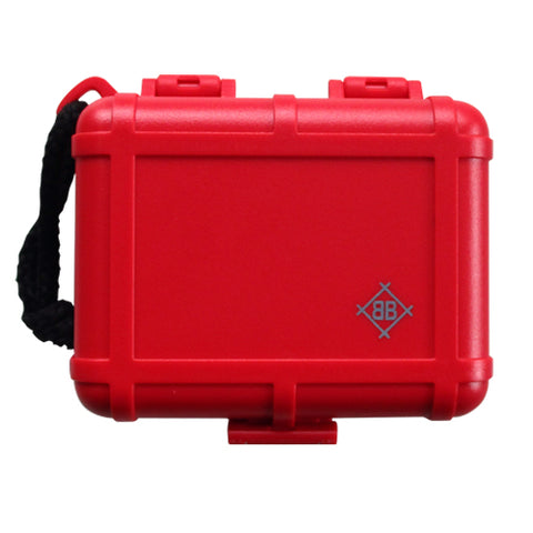 Stokyo Black Box Cartridge Case - Red Edition