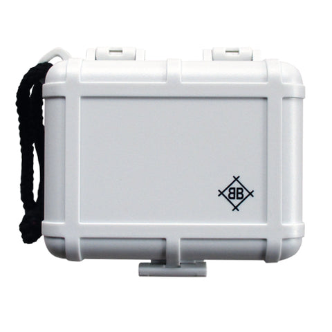 Stokyo Black Box Cartridge Case - White Edition