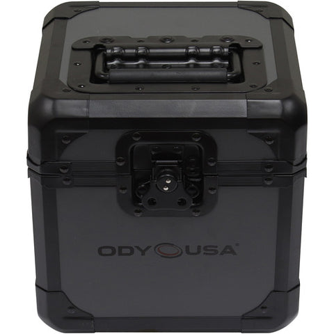 "Odyssey K45060BLG KROM 7"" Vinyl Case For 60 Records - Black / Grey"