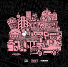 At The Ave 3 - Battle Ave x Serato Pink Control Vinyl (SMF Edition)
