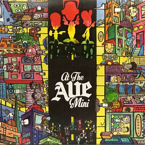 "Battle Ave - At The Ave 4 - 12"" Vinyl"