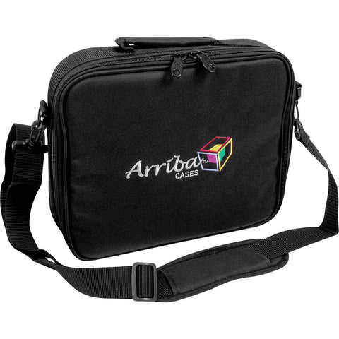 Arriba Cases AL-56 Deluxe Microphone Case