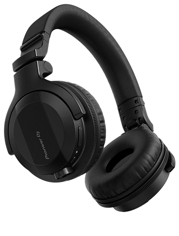 Pioneer DJ HDJ-CUE1BT - DJ Headphones - Black