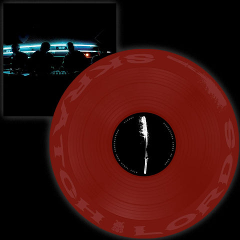 "The Skratchlords - Path of Least Resistance 12"" RED Vinyl (CNP015)"
