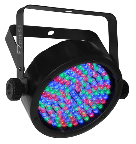 Chauvet EZPar 56 LED Washlight With Built In Rechargeable Battery
