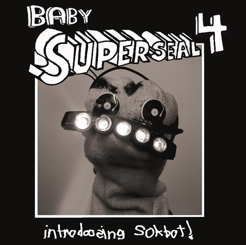 "Baby Superseal 4 Opaque 7"" Vinyl"