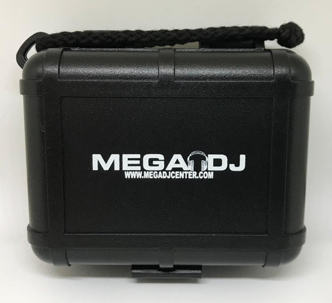 Mega DJ Center x Stokyo Black Box - Needle Case