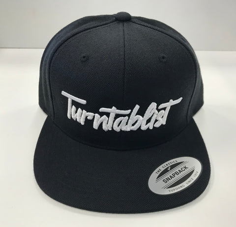 Skratch Fan Hat - Black / Red