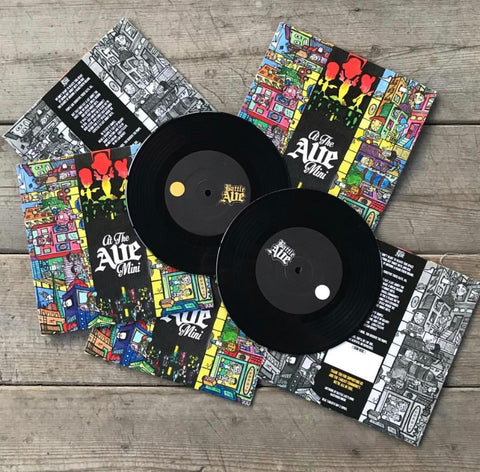 "Battle Ave - At The Ave Breaks 2 (12"") Tour Edition"