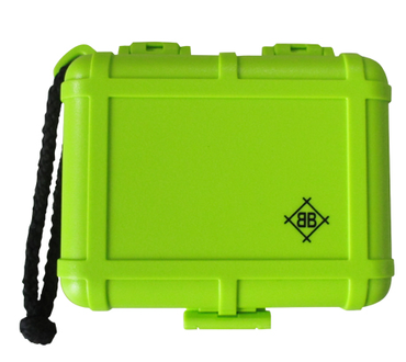 Stokyo Black Box Cartridge Case - Lime Edition