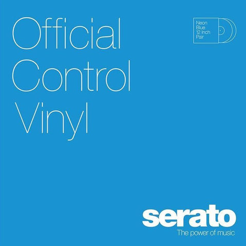 "Serato Logo Picture Disc 12"" Vinyl (Pair)"