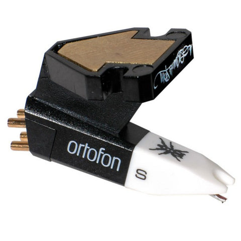Ortofon OM Q.Bert pre-mounted on SH-4 Black headshell