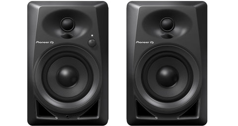 Pioneer DM-40 4-Inch Compact Active Monitor Speaker (Pair)