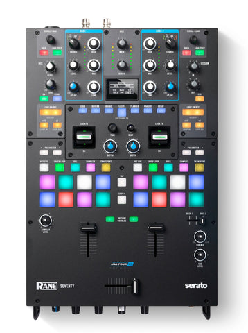 Pioneer DJM-S9 Professional 2-Channel Battle Mixer