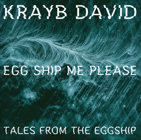 "Cut & Paste Masters - ""Egg Ship Me Please - Tales From The Eggship"""