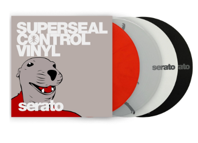 Super Seal Serato 12""