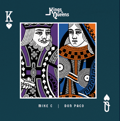 "KINGS & QUEENS 7"" Green Vinyl - Mike C & Don Paco"