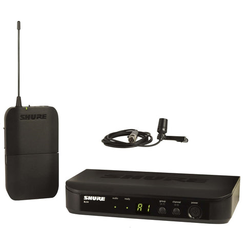 Shure BLX24R / SM58 Handheld Wireless System