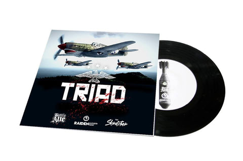 """TRIAD"" Breaks: 7"" Scratch tool by Raiden Fader 