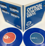 Turntable Training Wax:  TTW006B - Practice Yo! Cuts meets Serato 7