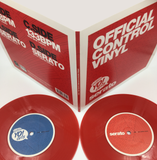 Turntable Training Wax: TTW006 - Practice Yo! Cuts meets Serato 7 inch Dual