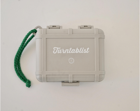 Beat Junkies Turntablist Needle Case