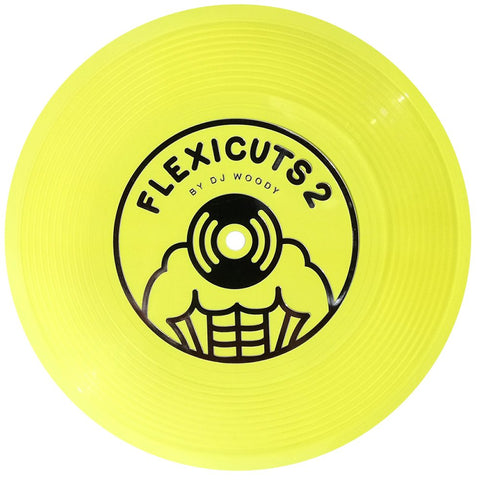FLEXICUTS 2 by DJ Woody (Flexi disc)